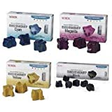 Xerox Ink 8560 8560MFP 15 Pack Ink Set -6 Black/ 3 Yellow/ 3 Cyan/ 3 Magenta