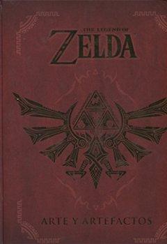 Portada del libro deThe Legend of Zelda: Arte y Artefactos