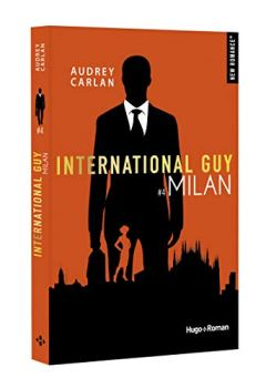 Livres Couvertures de International Guy - tome 4 Milan (4)