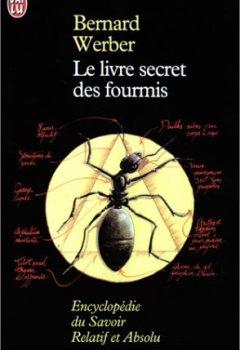 Livres Couvertures de Le Livre secret des fourmis