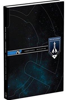 Livres Couvertures de Guide pour Mass Effect: Andromeda - édition collector (version française)
