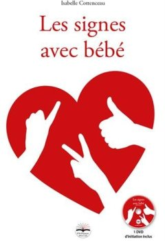 Livres Couvertures de Les signes avec bébé (1DVD)