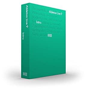 Ableton Live 9 Intro DAWソフトウェア