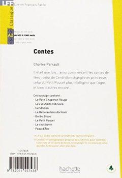 Livres Couvertures de Contes + CD audio MP3 (A2)
