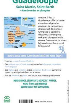 Livres Couvertures de Guide du Routard Guadeloupe 2019: (St Martin, St Barth) + Randonnées et plongées !