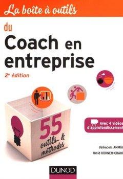 Livres Couvertures de La boîte à outils du coach en entreprise - 2e éd.