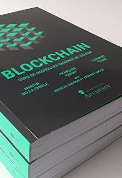 Livres Couvertures de Blockchain - Vers de nouvelles chaînes de valeur
