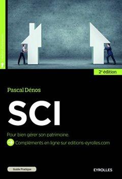Livres Couvertures de Guide pratique de la SCI : Bien gérer son patrimoine