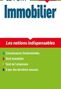 Livres Couvertures de Le petit Immobilier 2018/2019 - 5e éd. - Les notions indispensables