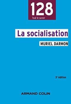 Livres Couvertures de La socialisation - 3e éd.