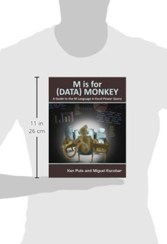 Livres Couvertures de M Is for Data Monkey: The Excel Pro's Definitive Guide to Power Query