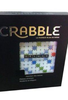 Livres Couvertures de Scrabble - Y9585 - Jeu de Réflexion - Deluxe