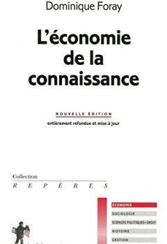 Livres Couvertures de L'économie de la connaissance