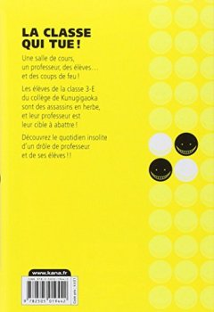 Livres Couvertures de Assassination classroom Vol.1