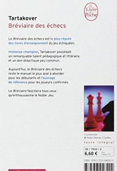 Livres Couvertures de Bréviaire des échecs