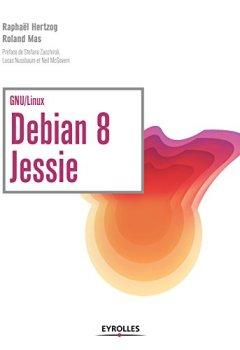Livres Couvertures de Debian 8 Jessie : GNU/Linux