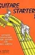 Guitare Starter Volume 1 - Livre + CD inclus