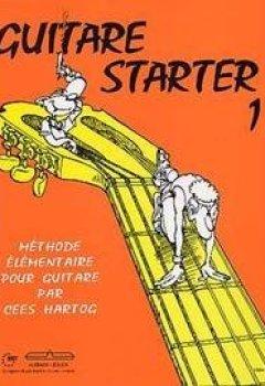 Livres Couvertures de Guitare Starter Volume 1 - Livre + CD inclus
