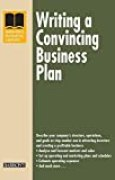 Writing a Convincing Business Plan (Barron's Business Library) by Arthur R. DeThomas Ph.D. (2015-05-01)