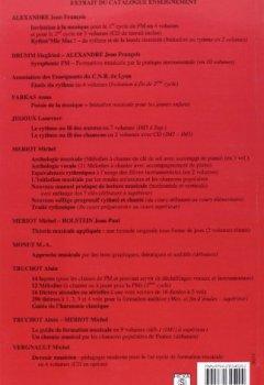 Livres Couvertures de Traité rythmique : Du cours préparatoire au cours supérieur