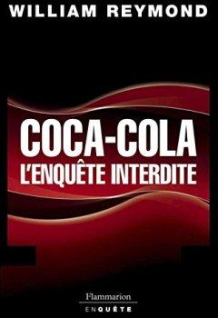 Livres Couvertures de Coca-Cola, l'enquête interdite