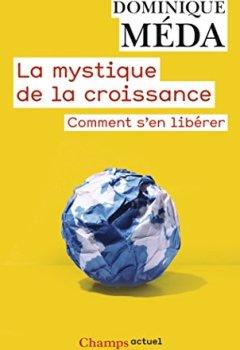 Livres Couvertures de La Mystique de la Croissance