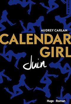 Livres Couvertures de Calendar Girl - Juin