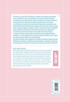 Livres Couvertures de L'aromathérapie des petits: Huiles essentielles, huiles végétales et hydrolats pour les enfants de 3 mois à 10 ans