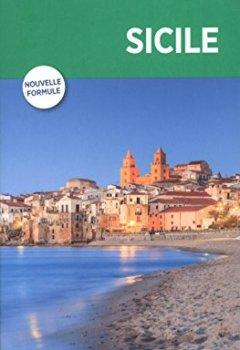 Livres Couvertures de Guide Vert Sicile Michelin