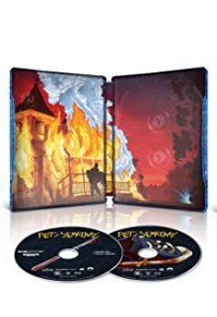 Livres Couvertures de Simetierre [4K Ultra HD + Blu-ray + Digital]
