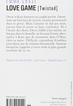 Livres Couvertures de Love Game (2)