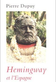Livres Couvertures de Hemingway et l'Espagne