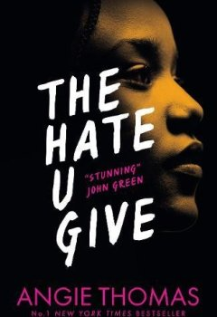 Livres Couvertures de The Hate U Give