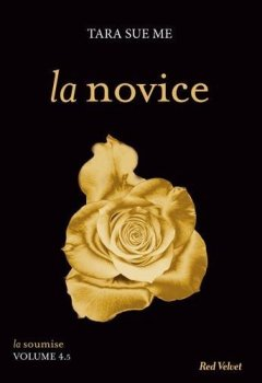 Livres Couvertures de La novice- Série La Soumise