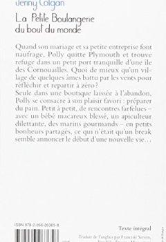 Livres Couvertures de La Petite Boulangerie du bout du monde