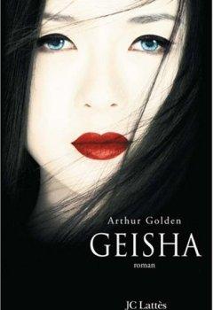 Livres Couvertures de Geisha