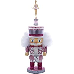 Kurt Adler Musical Hollywood Ballet Nutcracker, 15-Inch