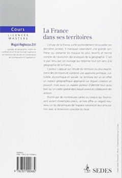 Livres Couvertures de La France dans ses territoires