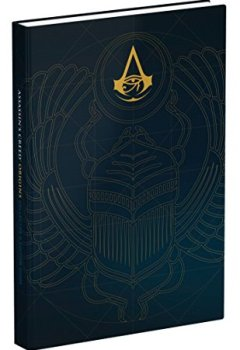 Livres Couvertures de Assassin's Creed Origins: Prima Collector's Edition Guide