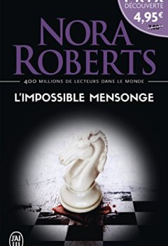 Livres Couvertures de L'impossible mensonge