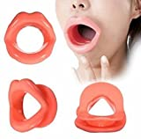 Functional Silicone Rubber Face Facial Slimmer Exercise Mouthpiece Anti Wrinkle by Abcstore99