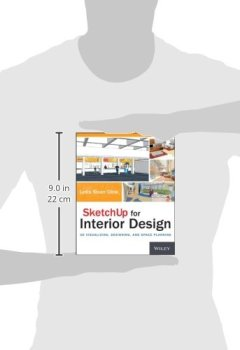 Livres Couvertures de SketchUp for Interior Design: 3D Visualizing, Designing, and Space Planning