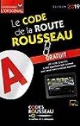 Code Rousseau de la route B 2019