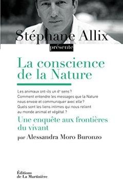 Livres Couvertures de La conscience de la Nature. Une enquête à la frontière du vivant
