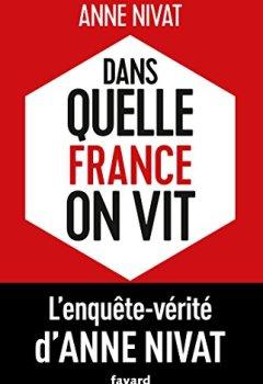 Livres Couvertures de Dans quelle France on vit