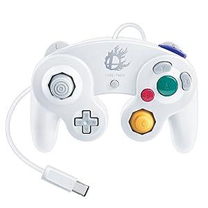 ニンテンドーゲームキューブコントローラ スマブラホワイト
