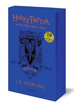 Livres Couvertures de Harry Potter and the Philosopher's Stone - Ravenclaw Edition