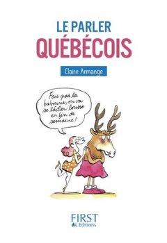 Livres Couvertures de Petit Livre - Le Parler québécois