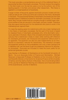 Livres Couvertures de Exponential Families of Stochastic Processes