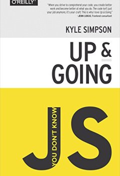 Livres Couvertures de You Don't Know JS: Up & Going